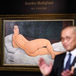 The 20 Most Expensive Works Of Art Sold At Auction In 2018