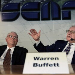 Warren Buffett And His Best Friend/Business Partner Charlie Munger Haven't Ever Had A Fight