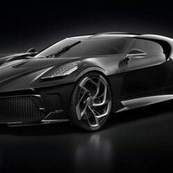 The $18.9 Million Bugatti La Voiture Noire Is The World's Most Expensive New Car