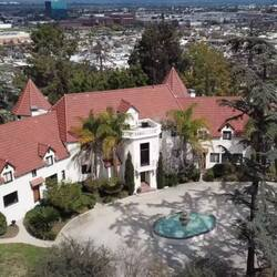 "Phil Spector's Infamous ""Murder Castle"" Hits Market For $5.5 Million"
