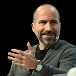 Uber Paid CEO Dara Khosrowshahi $45M Last Year, COO Barney Harford $47.3M