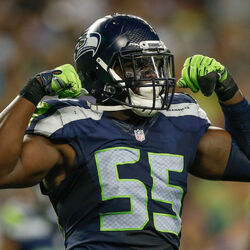 Frank Clark Got Traded And May Become Nearly $90 Million Richer Because Of It