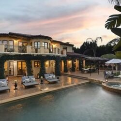 Kaley Cuoco Lists California Mansion For Almost $7 Million