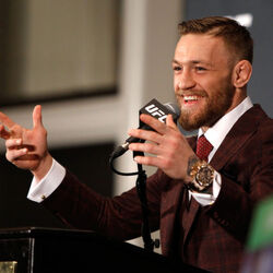 Conor McGregor Shares The Spending Philosophy He Picked Up From LeBron James
