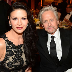 Michael Douglas & Catherine Zeta-Jones Net Worth