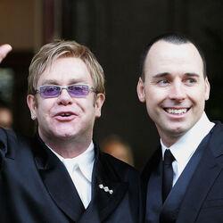 Elton John & David Furnish Net Worth