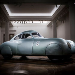 This 1939 Porsche Type 64 Could Soon Become The Most Valuable Porsche In History