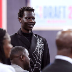 Bol Bol Is Losing Out On Millions Of Dollars After Sliding In The NBA Draft