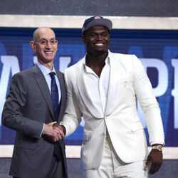 Zion Williamson Is The Top Pick In The 2019 NBA Draft...How Much Money Will He Make?