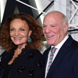 Diane von Furstenberg And Barry Diller Were Wealthy Individually. Together, They Are One Of The Wealthiest American Couples.