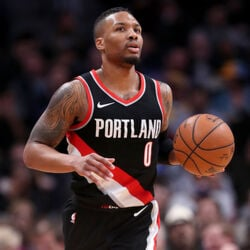 Damian Lillard Just Signed A Massive Extension, Including A Record-Setting Final Year