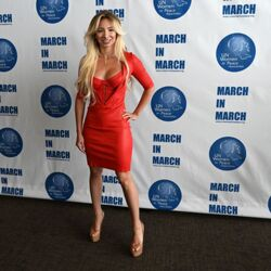 Andrea Catsimatidis Is A Billionaire Grocery Store Heiress, Self-Proclaimed Business Bombshell, And Chairwoman Of The Manhattan Republican Party In A Bikini