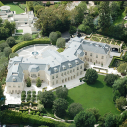 Petra Ecclestone Has Officially Sold Spelling Manor For $120 Million - Most Expensive Sale In LA History