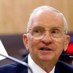 Billionaire Ross Perot Has Died At 89 - He Sold TWO Companies For Billions And Saved Steve Jobs From Bankruptcy