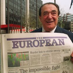 The Fascinating Life And Mysterious Death Of Media Mogul Robert Maxwell – Ghislane Maxwell's Father And Rumored Israeli Spy