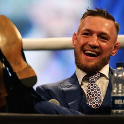 Conor McGregor Dubiously Claims To Be A Billionaire... Unfortunately That's Very Far From True