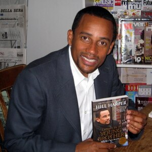 Hill Harper Net Worth