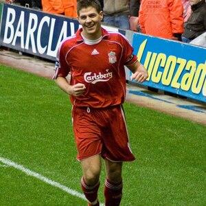 Steven Gerrard Net Worth