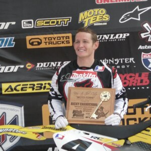Ricky Carmichael Net Worth