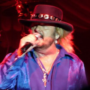 Donnie Van Zant Net Worth
