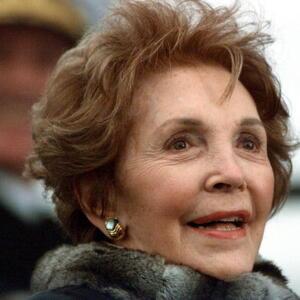 Nancy Reagan Net Worth