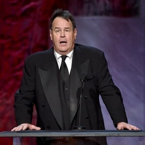 The 68-year old son of father (?) and mother(?) Dan Aykroyd in 2021 photo. Dan Aykroyd earned a  million dollar salary - leaving the net worth at  million in 2021