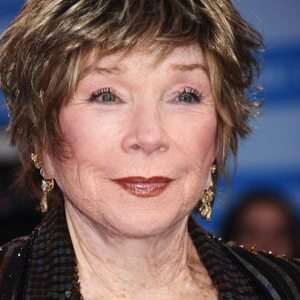 Shirley MacLaine Net Worth