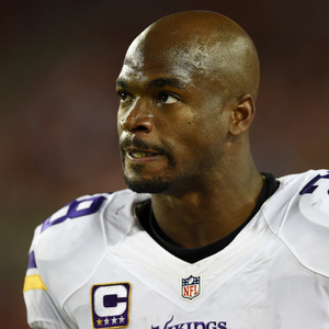 Adrian Peterson Net Worth