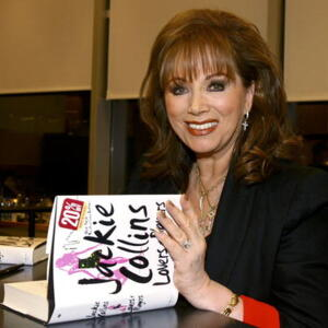 Jackie Collins Net Worth