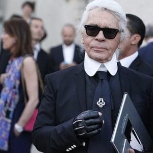 Karl Lagerfeld Net Worth