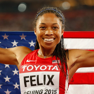 Allyson Felix Net Worth
