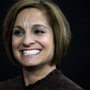 Mary lou retton well. Yes