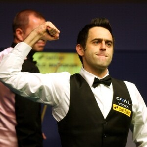 Ronnie O'Sullivan Net Worth