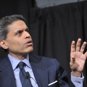 Fareed Zakaria Net Worth