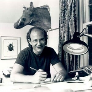 Gary Larson Net Worth