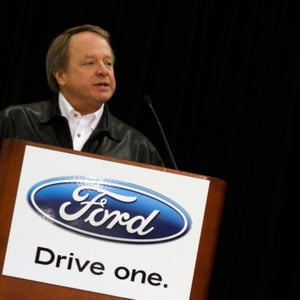 Edsel Ford II Net Worth
