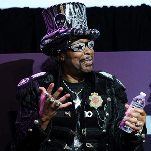 Bootsy Collins Net Worth