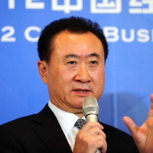 Wang Jianlin Net Worth