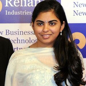 Isha Ambani Net Worth