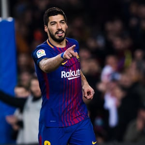 Luis Suárez Net Worth