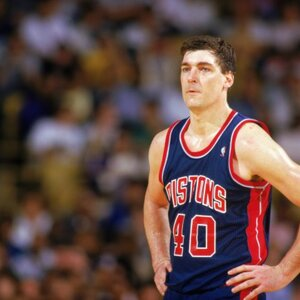 Bill Laimbeer Net Worth