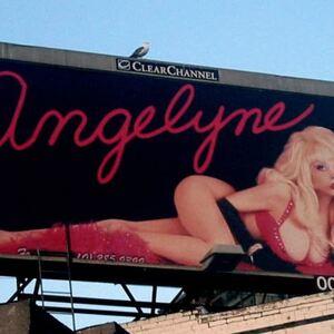Angelyne Net Worth
