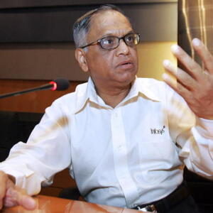 N.R. Narayana Murthy Net Worth