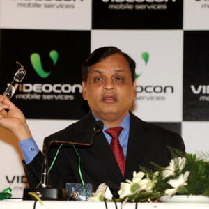 Venugopal Dhoot Net Worth