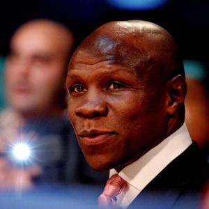 Chris Eubank Net Worth