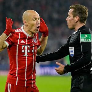Arjen Robben Net Worth