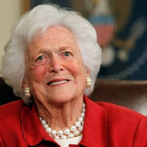 Barbara Bush Net Worth