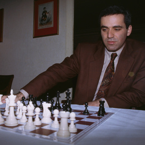Garry Kasparov Net Worth