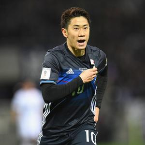 Shinji Kagawa Net Worth
