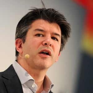 Travis Kalanick Net Worth